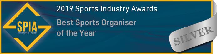 Sports Organiser - Silver